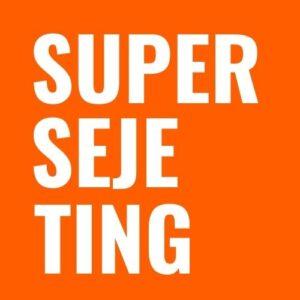 Super seje ting kvadrat logo