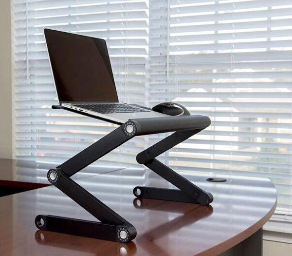 Adapt-A-Desk Sammenklappeligt Laptopbord