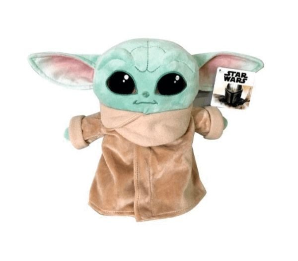 Baby Yoda bamse