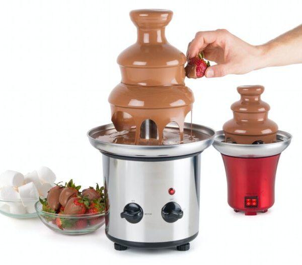 KitchPro Chokoladefontæne Lille