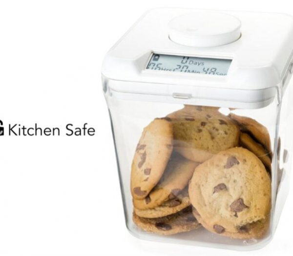 Kitchen Safe Rød/Transparent