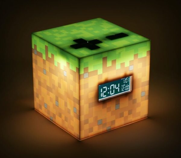 Minecraft Digitalt Vækkeur