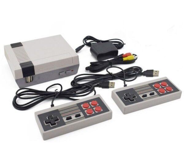 Retro spillekonsol Nintendo NES style